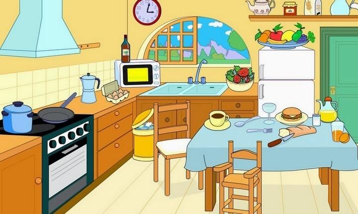Испанский язык — ч.XVII — кухня