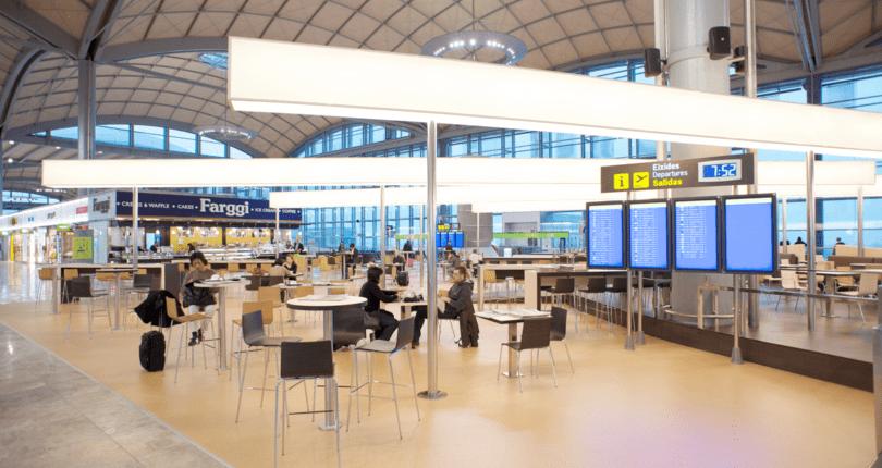 Испанский язык — ч.XXIII — аэропорт