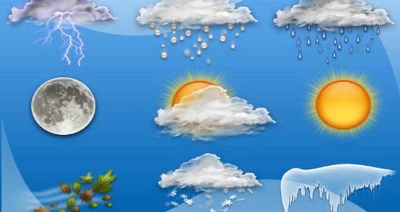 Испанский язык — ч. ХХХII — погода