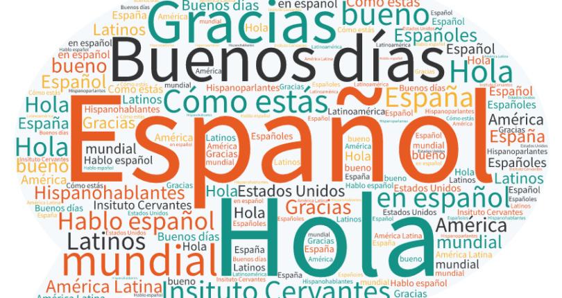 Испанский язык — ч. ХХХVII — Множественное число